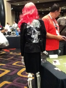 The things you see at knife shows!