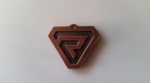 Copper dog tag Prototype